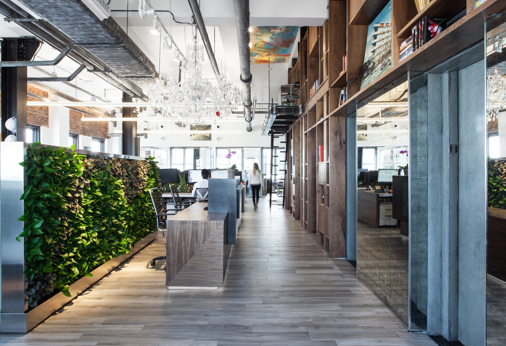 Office Space Design Trends That Are Killing It In 2016